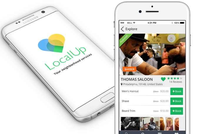 localup ios and android apps